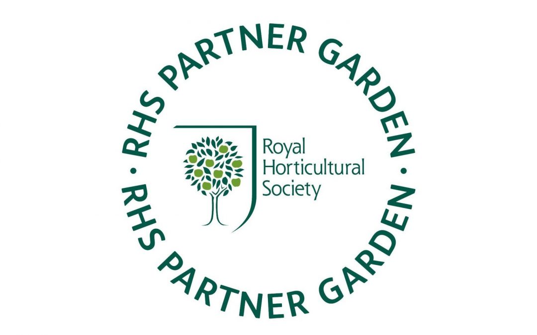 Bishop's Palace has RHS 'Partner Garden' status