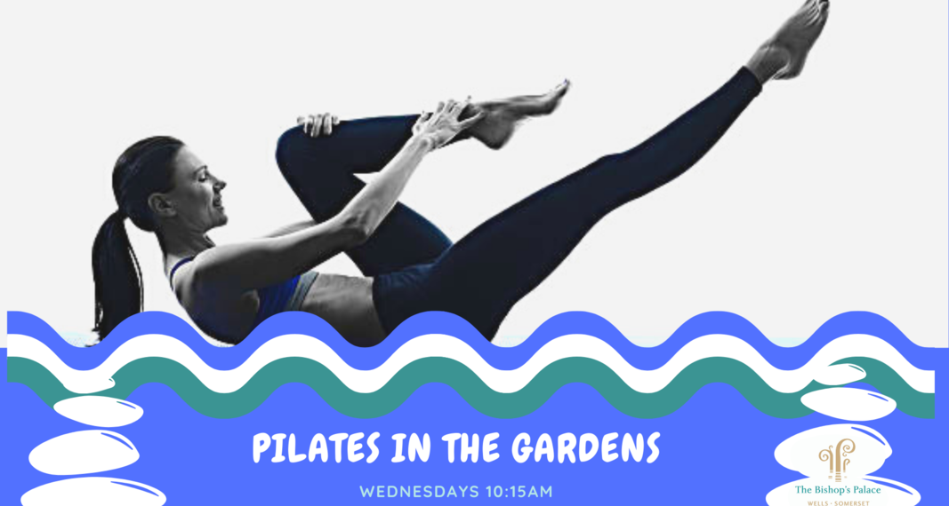 Pilates in the Gardens