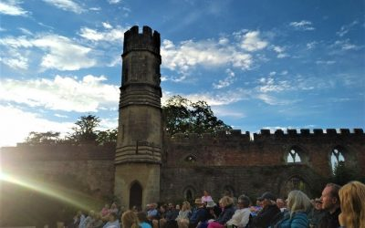 Additional Outdoor Theatre Tickets Available