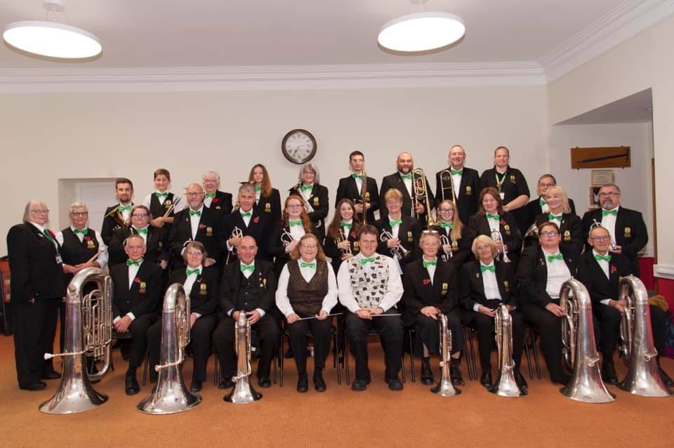 Christmas at The Palace: Wells City Band play Christmas classics